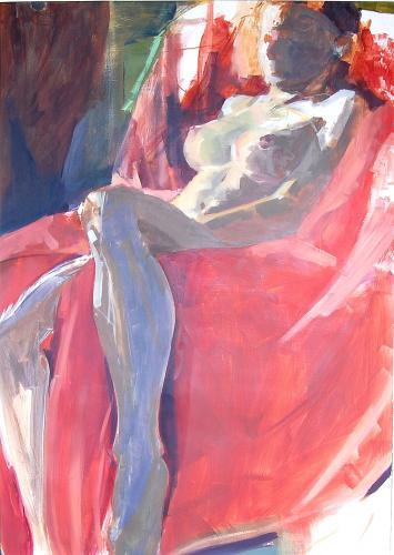 Painting By Heather Amy Gibson