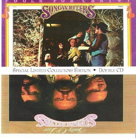 """""""The Songwriters""""  Double CD"""